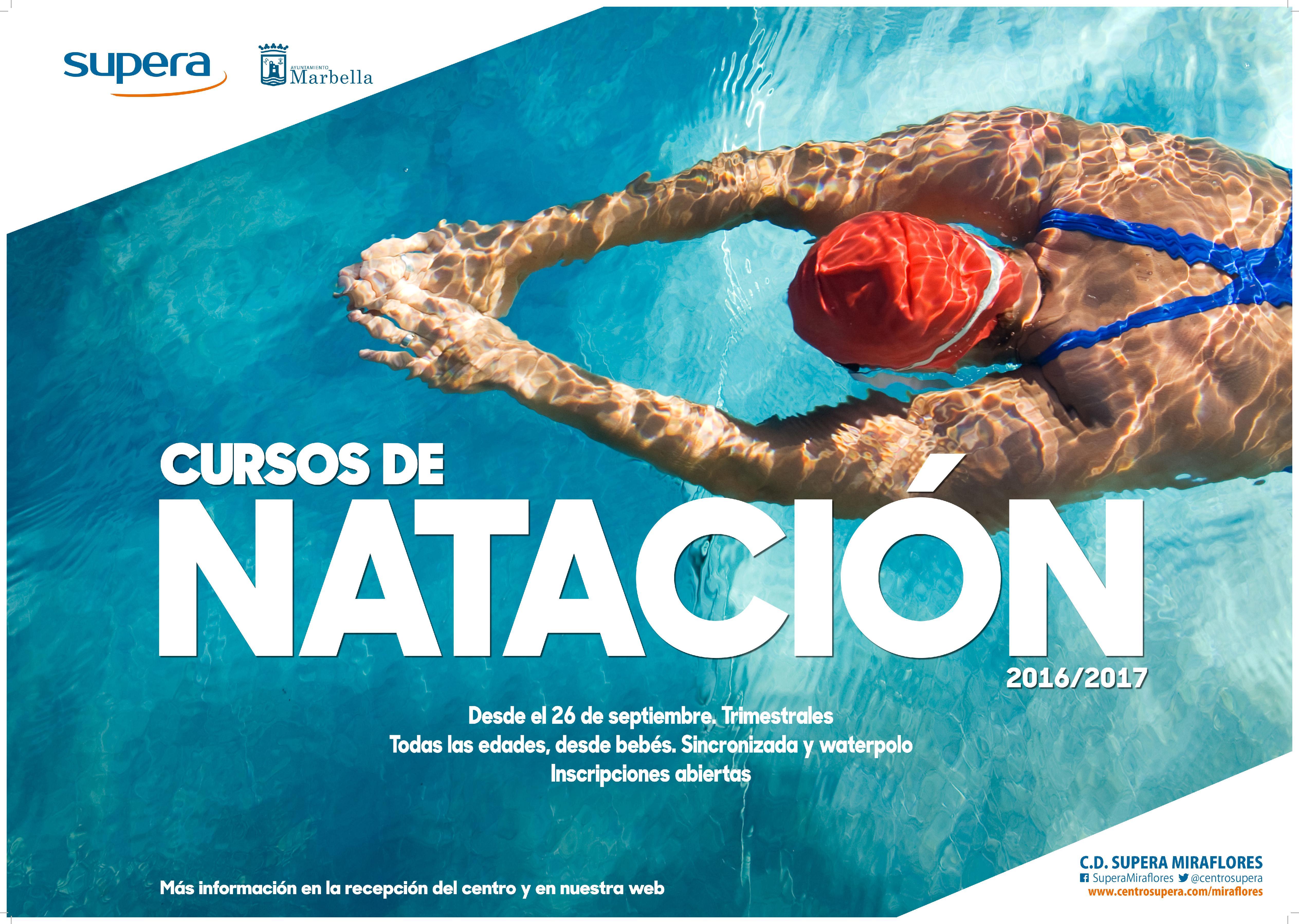 Cursos de nataci n temporada 2016 2017 centro deportivo for Planos de piletas de natacion