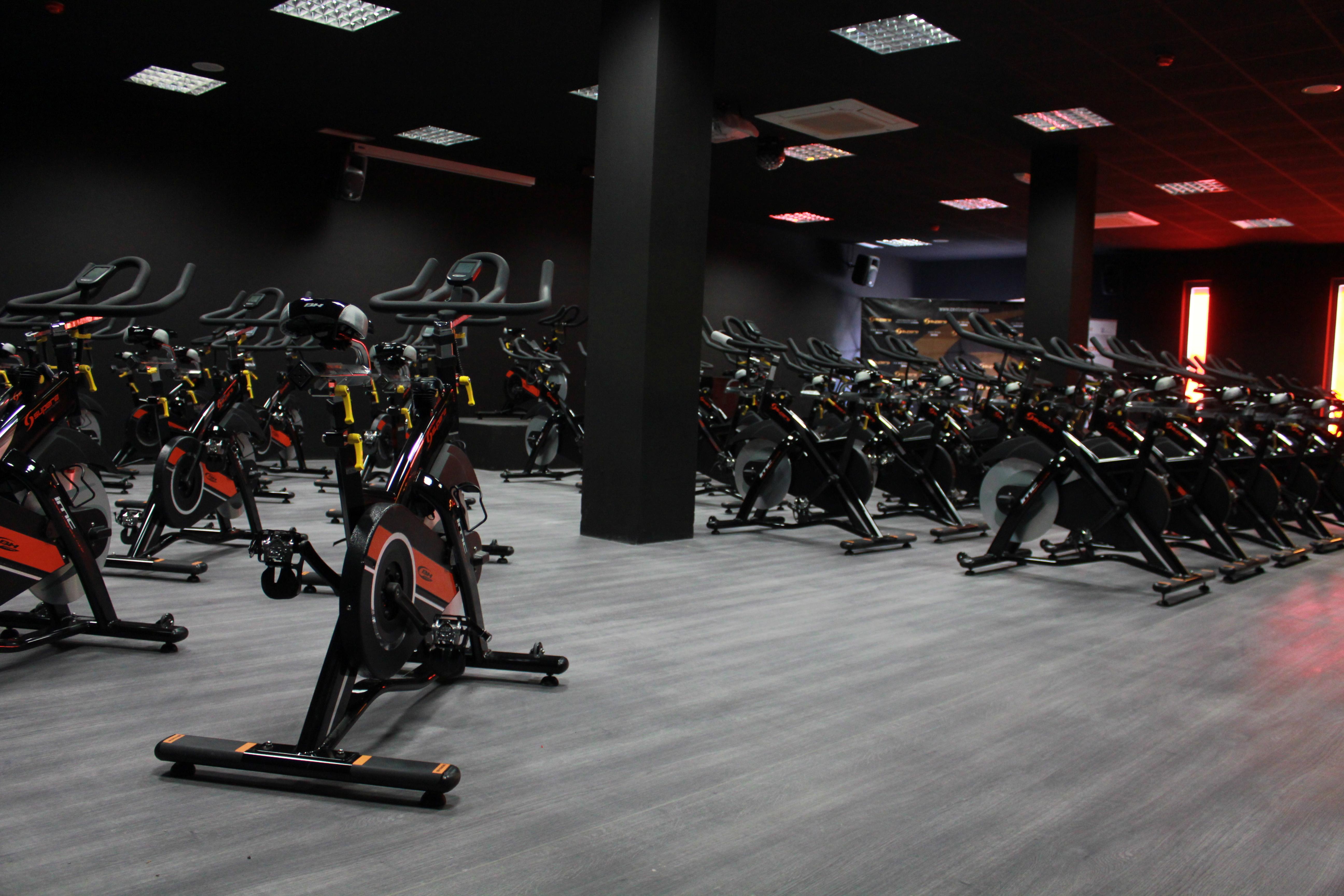 Sala Bike C.D. Fuentenueva