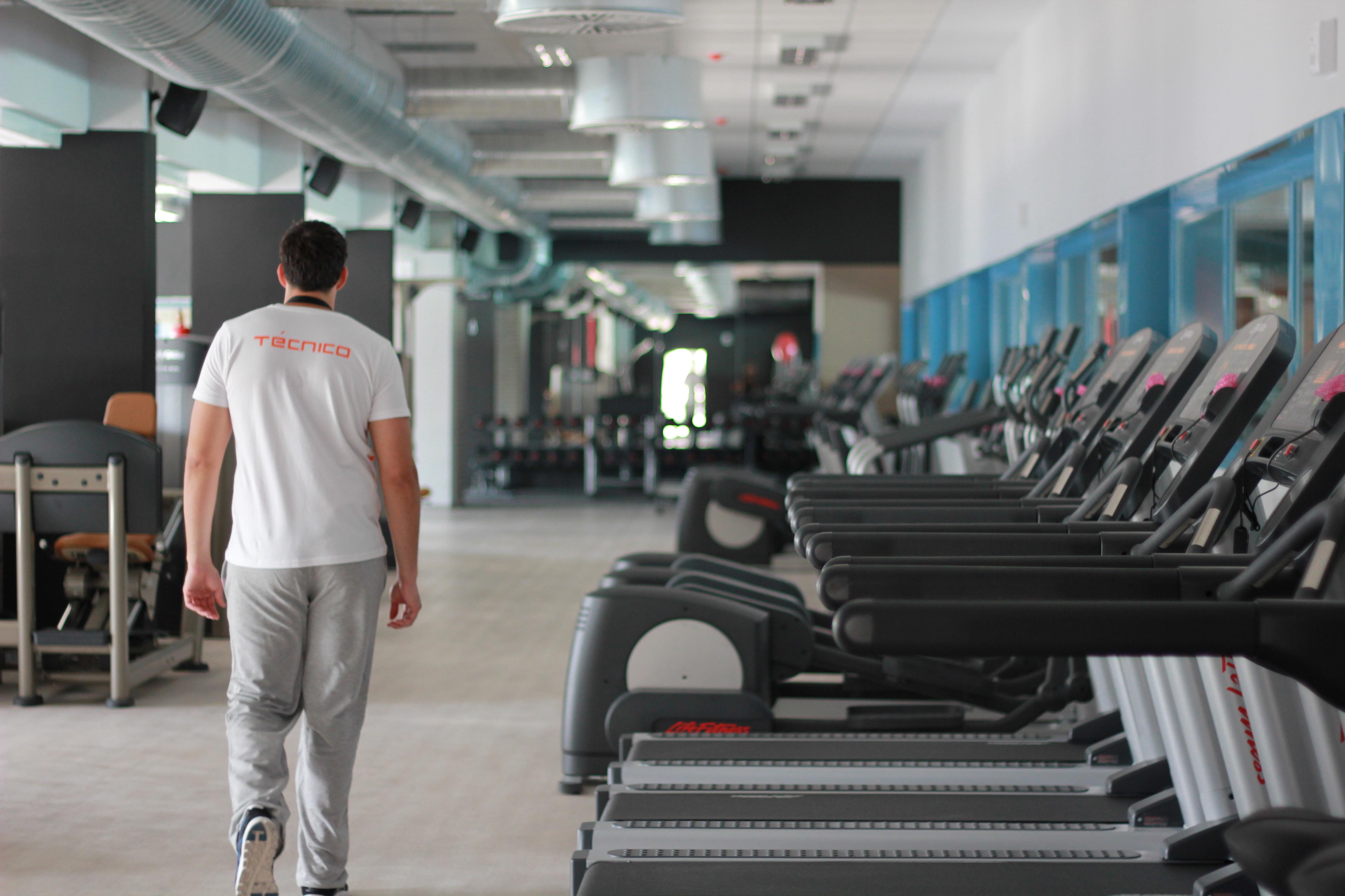 Sala de fitness C.D. Fuentenueva