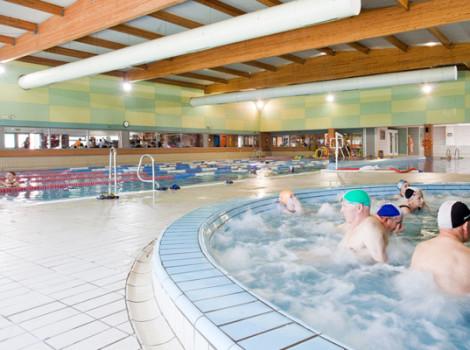 Centro de deporte y ocio el palero for Piscinas desmontables valladolid