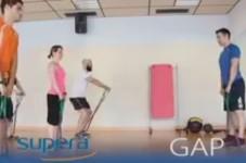 GAP- Glúteos, Abdomen & Piernas